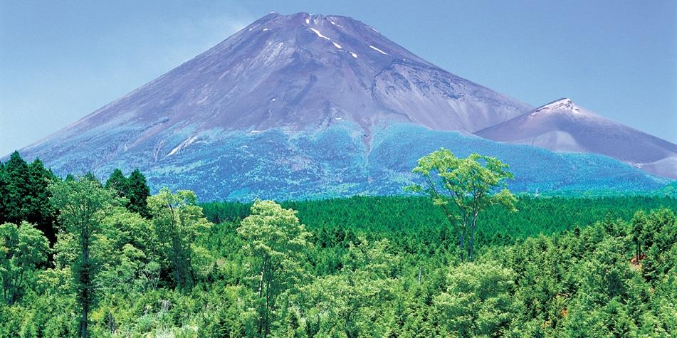 らくらく飛行機利用!ゆったり世界遺産富士山登頂3日間