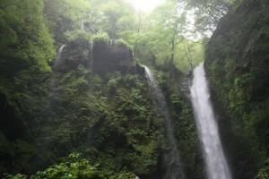 神通の滝(神山町)