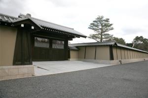 京都迎賓館正門イメージ