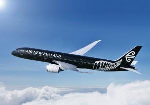 ニュージンランド航空機体