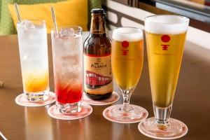 オリジナルカクテル地ビール