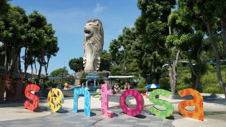 【徳島発】ゴールデンウィーク真っ只中!4/28出発!ゆったりのんびりセントーサ島4日間(シンガポール)