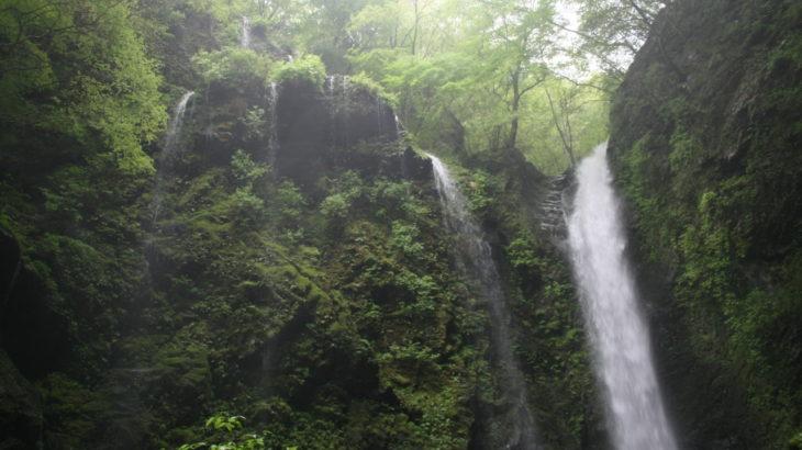 【徳島発】岳人の森と神通の滝 (徳島)