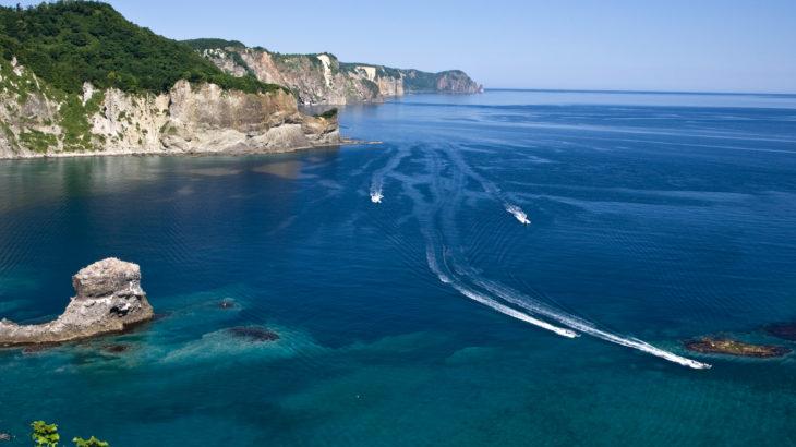 北海道 札幌直行便利用 神秘の積丹ブルーと洞爺湖温泉 3日間