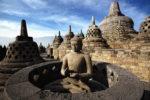 【徳島発・関空利用】世界遺産ボロブドゥール遺跡とプランバナン寺院群を巡る 5日間