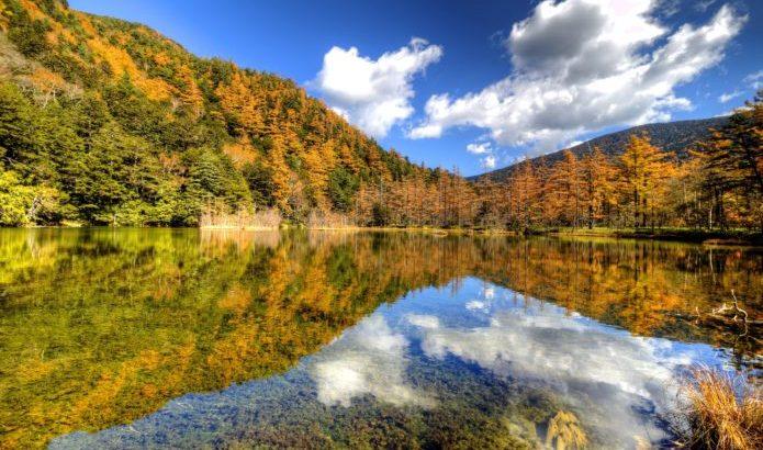 【徳島発】黄葉の上高地と秋色の乗鞍スカイライン1泊2日 (長野)