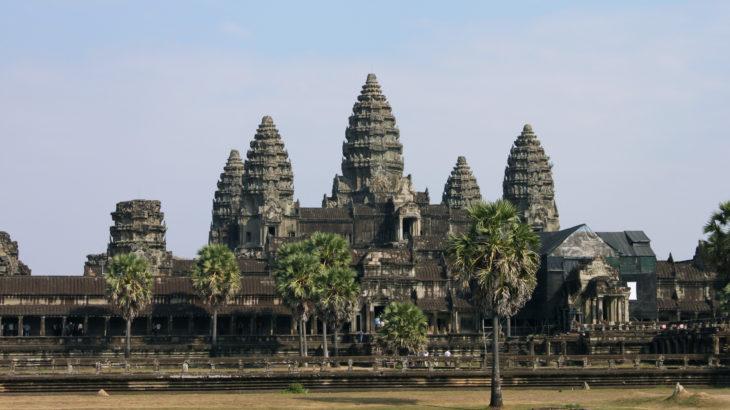 世界遺産アンコールワットとハロン湾ワンナイトクルーズ6日間(ベトナム・カンボジア)