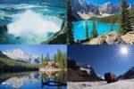 ベストシーズン!息のむ感動の大自然 美しきカナダ6日間