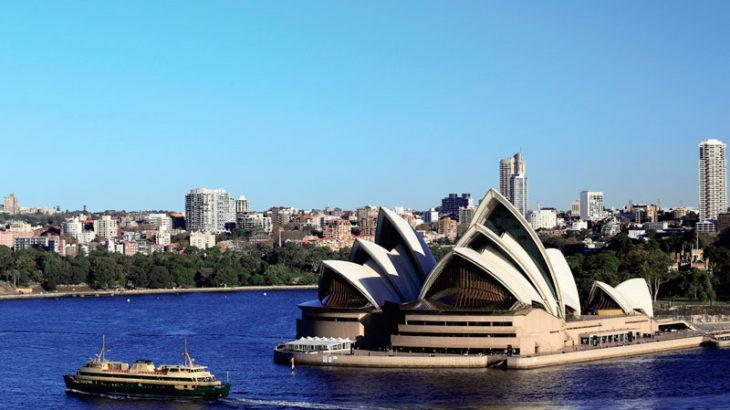 ゴールデンウィークに行く!はじめてのシドニー 満喫6日間