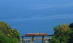 観光列車  伊予灘ものがたり~双海編~と道後温泉街自由散策 (愛媛)