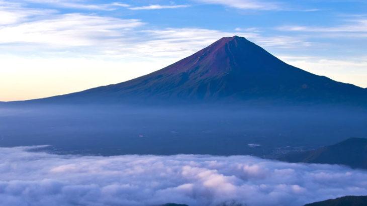 夏山! 世界遺産 富士山登頂3日間