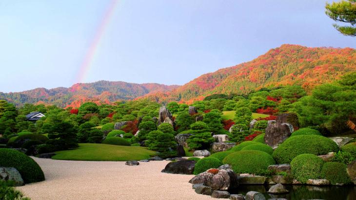 GoToトラベル事業支援対象 足立美術館「秋季特別展」と見事な紅葉の日本庭園 玉造 温泉美肌とのどぐろ膳