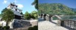 日本三名橋『錦帯橋』『岩国城』と世界遺産宮島『厳島神社』『弥山登山』で遊ぶ1泊2日(山口・広島)