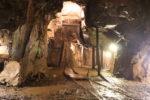 近代化産業遺産エリア「鉱石の道」をめぐる 明延鉱山探検坑道と神子畑選鉱場跡見学