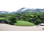 絵画のような日本庭園と横山大観作品「足立美術館」  玉造「ホテル玉泉」温泉美肌と和食会席膳