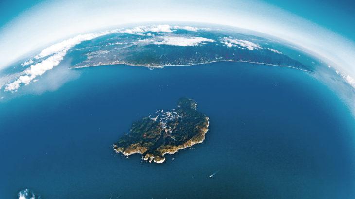 安近短の島旅!国生み神話の島 淡路沼島 おのころクルーズと島ウオーク(兵庫)