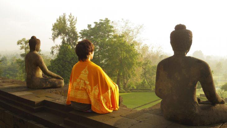 【みんなで!とくしま応援割対象】~心・体を浄化~  標高633mの箸蔵寺にて 癒やしの瞑想体験