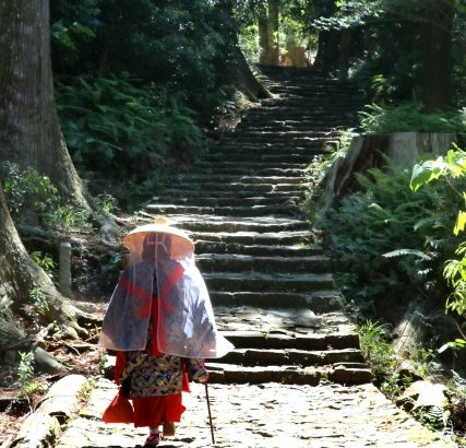 神々が御座す聖域~ 語り部とともに歩く「世界遺産・熊野古道」