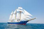 「帆船みらいへ」がやってくる!モニターツアーコースB 帆船と大鳴門橋うずしおウオーク 日帰り